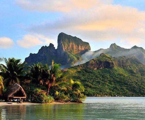 Bora Bora Frans Polynesië
