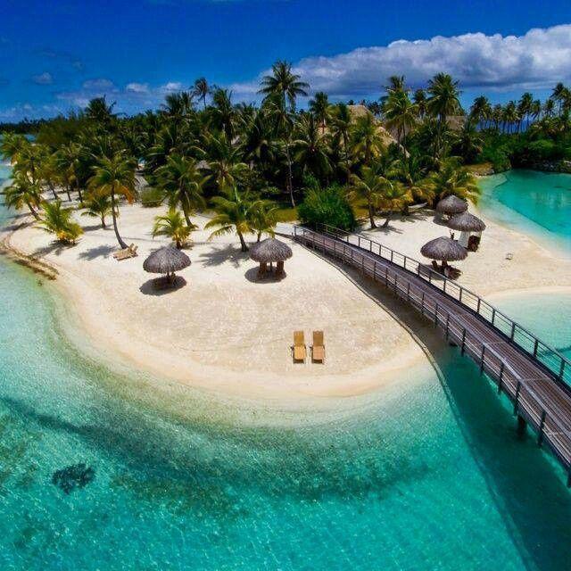 Bora Bora eilanden Vakantie